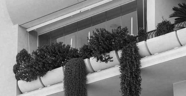 Vetrate per balconi image